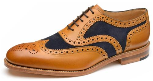 British shoes - Loake Tarantula Brouge approx £235