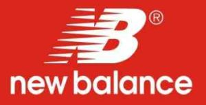 Explore England British Shoes - New Balance Logo