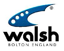 Explore England British Shoes - Walsh Logo