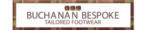 Explore England British Shoes - Buchanan Bespoke Logo