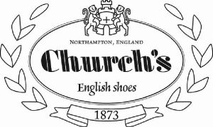 Explore England British Shoes - Church's Logo