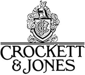 Explore England British Shoes - Crokett & Jones Logo