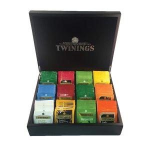 Explore England  British Tea 120 bag Twining Tea Gift Set