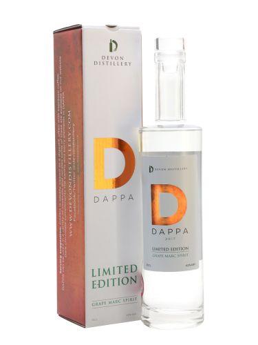 Explore England British Spirits Dappa Marc by the Devon Distillery