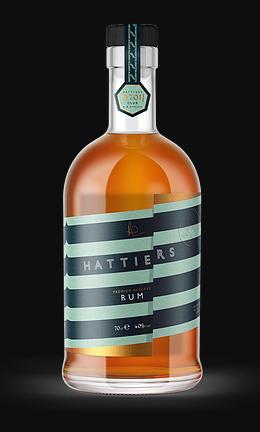 Explore England British Spirits Hattiers Premium Reserve Rum